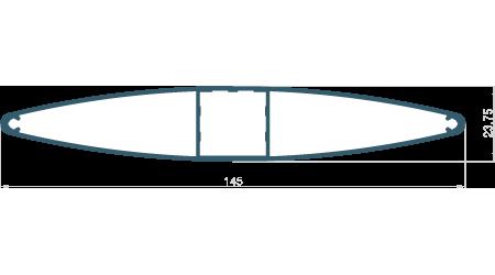 Lamela 145mm
