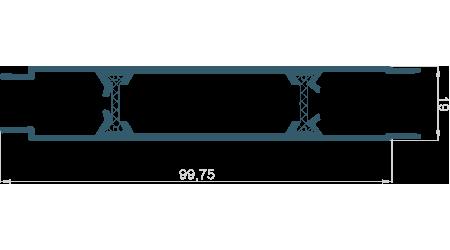 Panel 107mm PTM